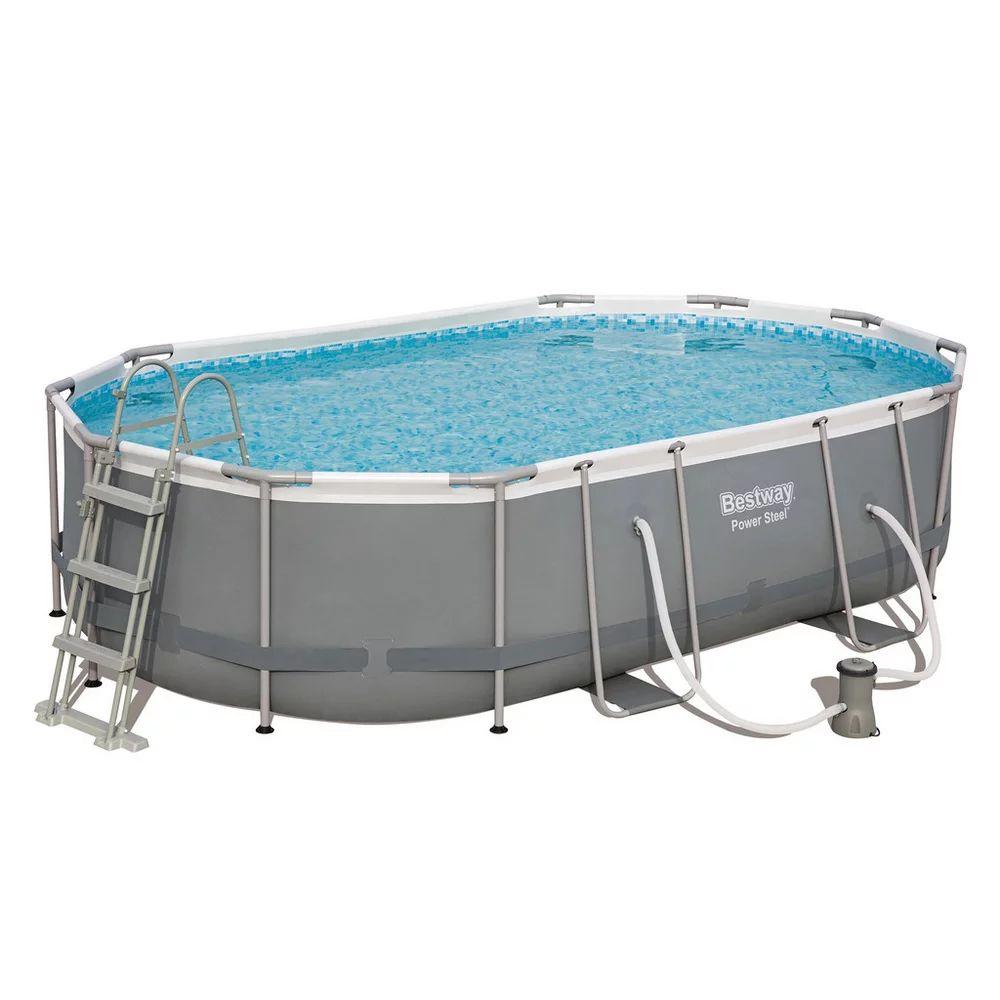 Bestway Steel frame Pool XXXXLutz 488x305x107