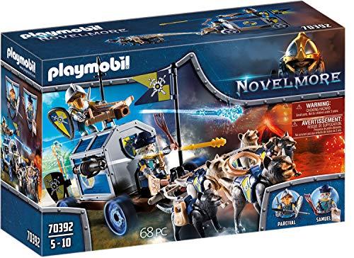 Playmobil Novelmore Schatztransport (70392) für 19,74€ (Amazon Prime & Real Abholung)