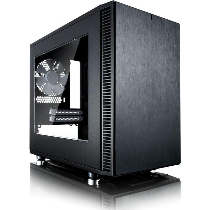 [Mindfactory] Fractal Design Define Nano S, Acrylfenster, schallgedämmt, Mini-ITX, PC-Gehäuse