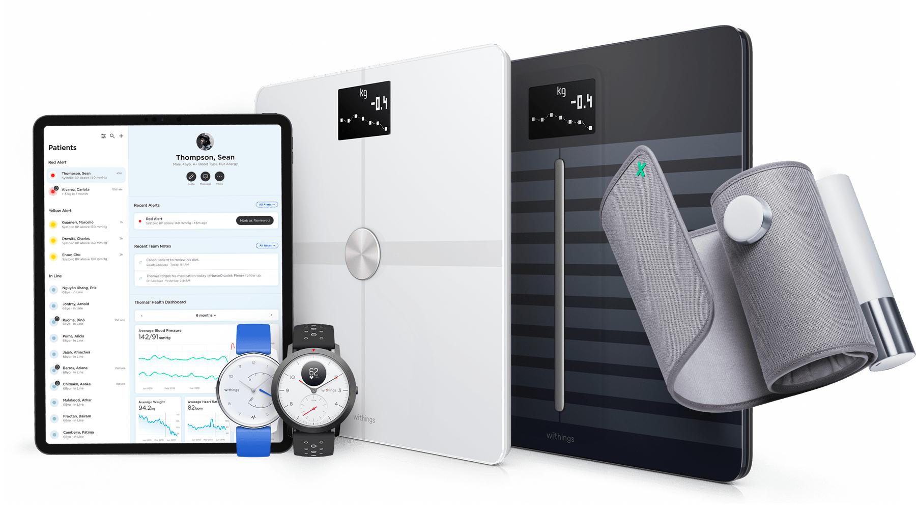 [gravis] verschiedene Withings Geräte im Angebot. z.b. Thermo für 75,98€, Body für 45,98€