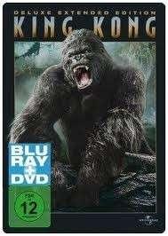 [Kaufland] King Kong - Blu-Ray + DVD - Steelbook - 9,99€ - 30% günstiger