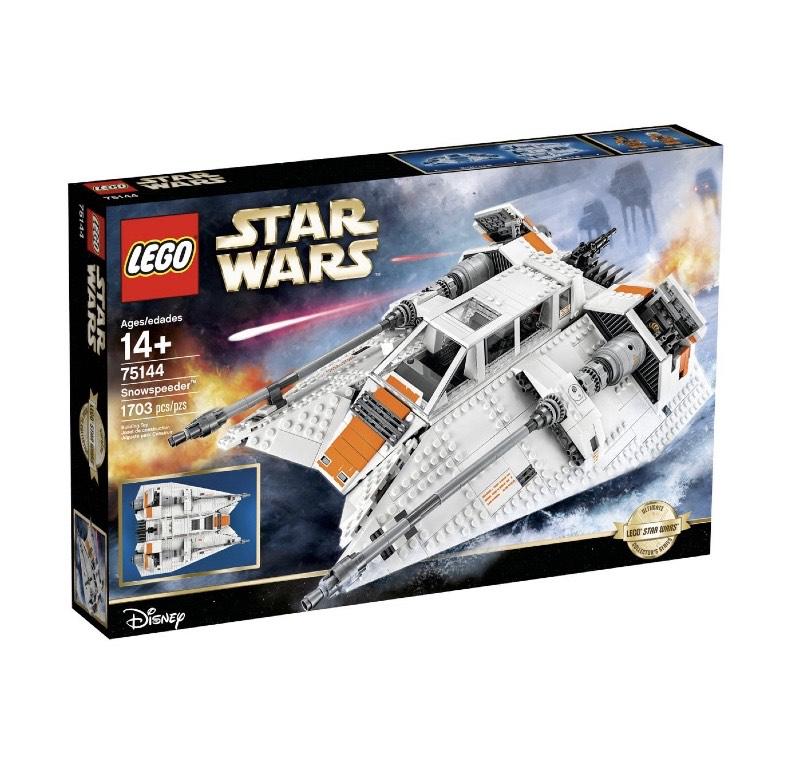 Lego 75144 UCS Snowspeeder (EOL) für VIP Mitglieder