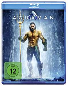 Aquaman (Blu-ray) für 8,76€ (Amazon Prime)