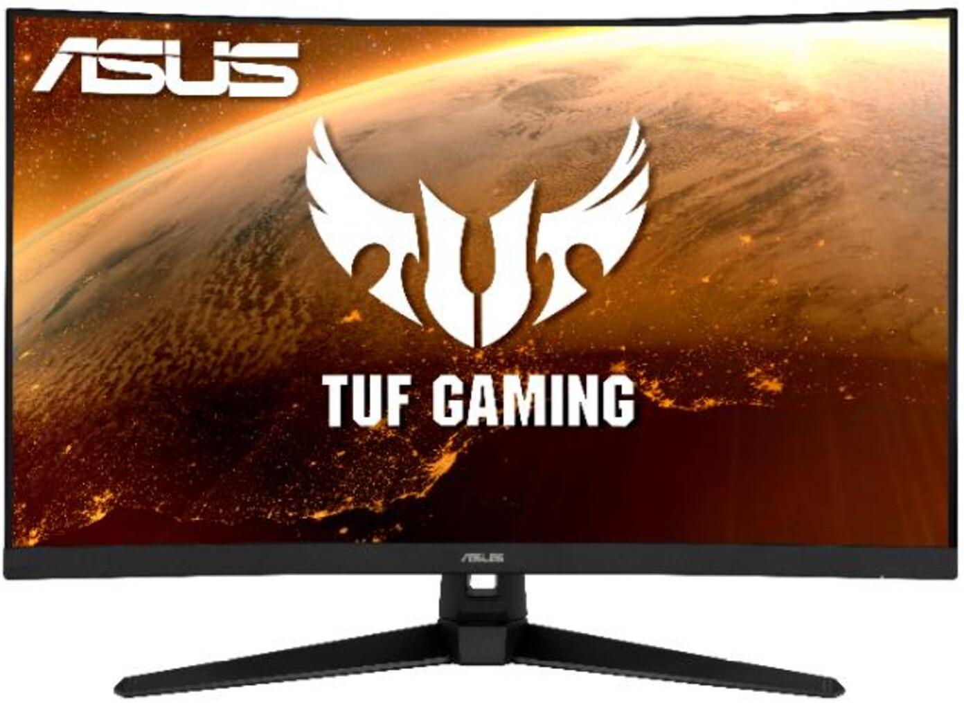 "ASUS TUF VG27WQ1B 27"" WQHD Curved Gaming Monitor (1 ms, 165 Hz, HDR10, 2x HDMI, 1x DP, VA, Free/Adaptive Sync) für 289,66€ (Saturn)"