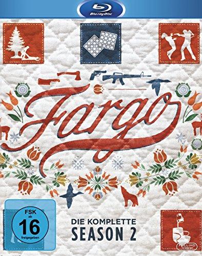 Fargo: Die komplette zweite Staffel (Blu-ray) für 7,79€ (Saturn Abholung)