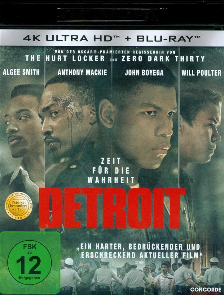 Detroit & Gods of Egypt - Der Kampf um die Ewigkeit beginnt 4K (4K UHD + Blu-ray) für je 10,99€ (CeDe)