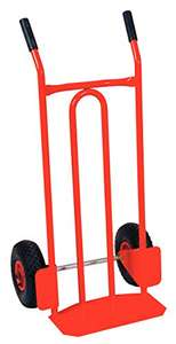 KS Tools 160.0225 Transport-Stapelkarre mit Luftbereifung, 250kg