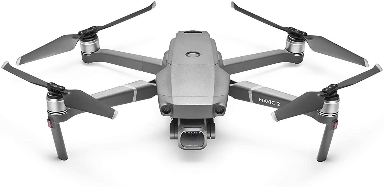 """DJI Mavic 2 Pro - Drohne (Hasselblad L1D-20c Kamera, Video 4K HDR 10 bits, 31 Min. Flugzeit, 20 MP 1"""" CMOS-Sensor)"""