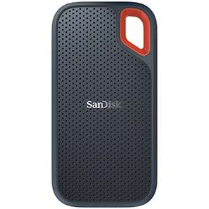 SanDisk Extreme Portable SSD externe SSD 2TB [Amazon]