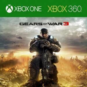 Gears of War 3 (Xbox One/Xbox 360) für 0,59€ (CDkeys)