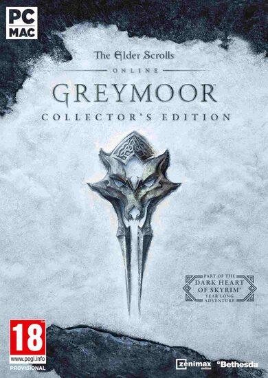 The Elder Scrolls Online: Greymoor Collector's Edition (PC, Basisspiel + Erweiterungen Elsweyr, Summerset, Morrorwind & Greymoor)