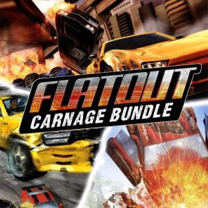 FlatOut Carnage Bundle: FlatOut, FlatOut 2 & Flatout Ultimate Carnage (Steam) für 3,99€ (Fanatical)
