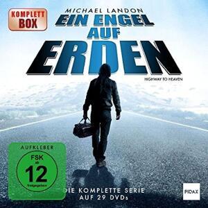 Ein Engel auf Erden - Die komplette Serie (29 DVDs) für 63,20€ (Weltbild)