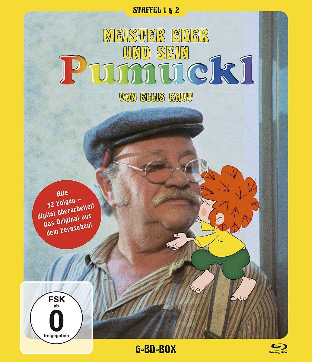 Meister Eder und sein Pumuckl - Die komplette Serie (Blu-ray) für 27,99€ (Weltbild)