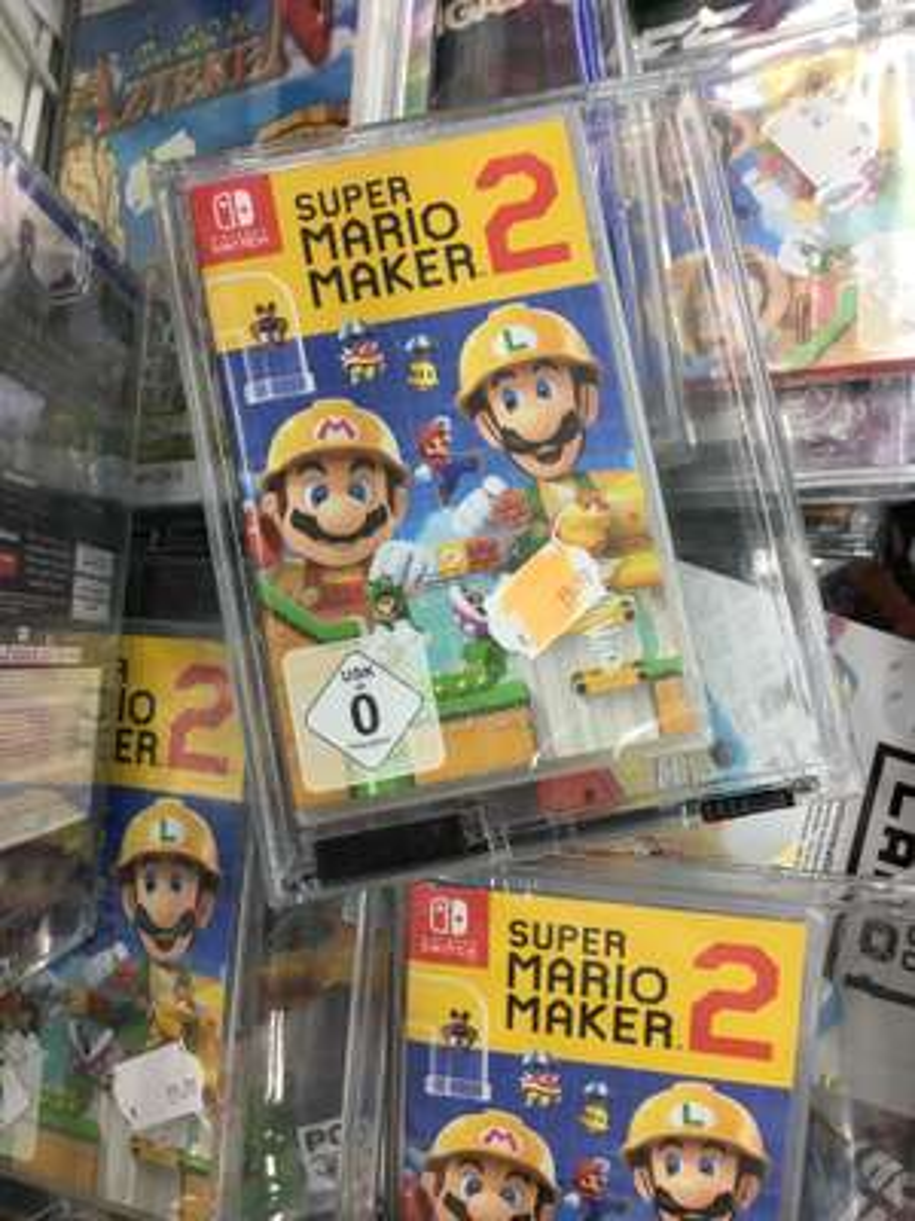 [LOKAL] Saturn Leipzig Hbf / Nintendo Switch Super Mario Maker 2 für 29.97 € / PS4; XBOX Borderlands 3 je 9.99 €