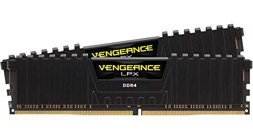 Kit Memory DDR4 Corsair Vengeance LPX DDR4-3200 CL16 - 32GB (2x16GB)