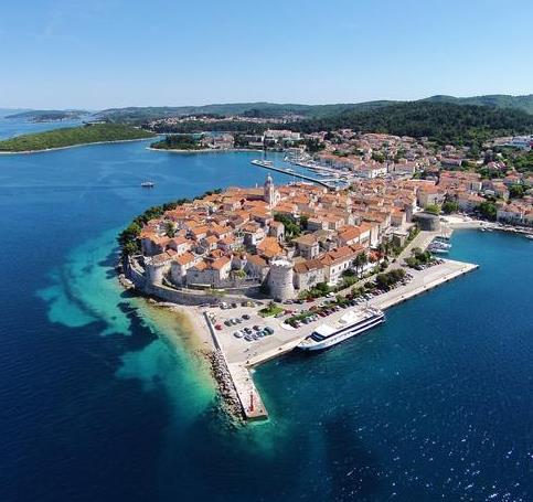 Korcula / Kroatien: Eine Woche im Doppelzimmer des 4* Hotels Marko Polo inkl. Halbpension für 150€ p.P. (Oktober)