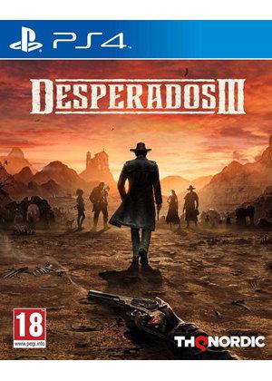 Desperados III [PS4] für 32,83€ @ Base