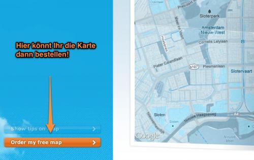 Jetzt kostenlose Stadtkarten von z.B. Amsterdam, Bangkok oder New York bei KLM bestellen!