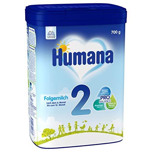 [AMAZON Prime] Humana Folgemilch 2 700g Dose