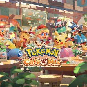 Pokémon Café Mix 5.000 Gold-Eichel & Puzzle-Items kostenlos (Switch & Android & iOS)