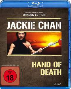 [Thalia Club] Jackie Chan - Hand of Death - Dragon Edition, BluRay für 2,69 € inkl. Versand