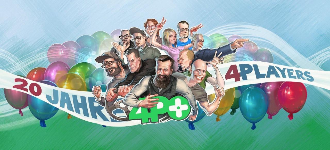 """4Players PUR"" 12 Monate Premium-Abo (20-jähriger Jubiläums-Rabatt)"