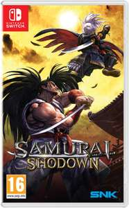 Samurai Shodown (Switch) für 24€ (Coolshop)