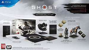 Ghost of Tsushima: Collector's Edition (PS4) für 153,71€ inkl. Versand (Amazon.fr)