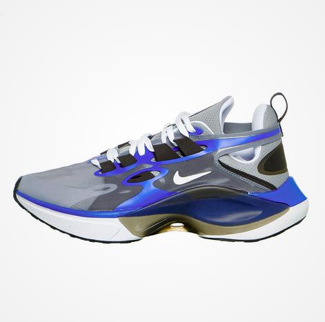 25% extra Rabatt auf reduzierte Streetwear & Sneakers bei HHV, z.B. Nike Signal D/MS/X (Particle Grey / White / Racer Blue / Black)