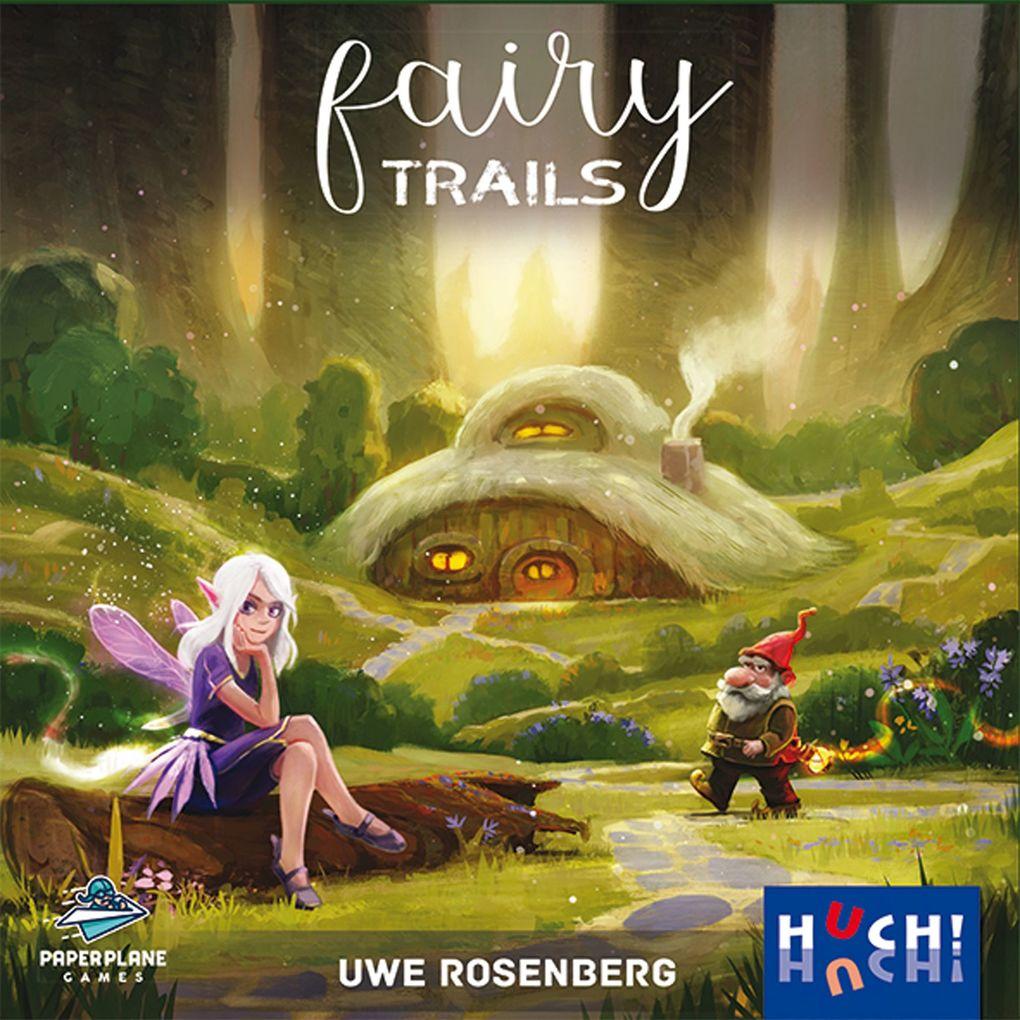 Fairy Trails [Brettspiel von Uwe Rosenberg] für 11,99€ @ Hugendubel