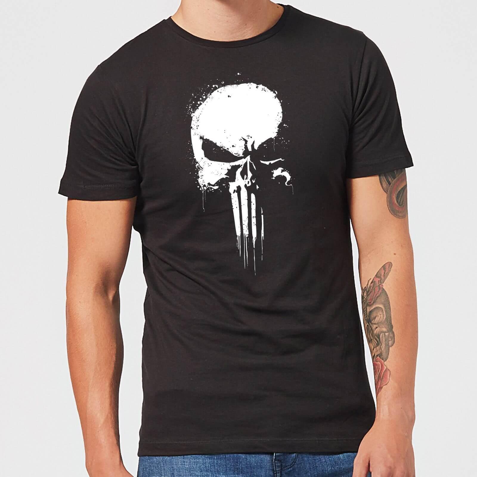 Marvel Punisher T-Shirt für Sie & Ihn aus reiner Baumwolle - versandkostenfrei
