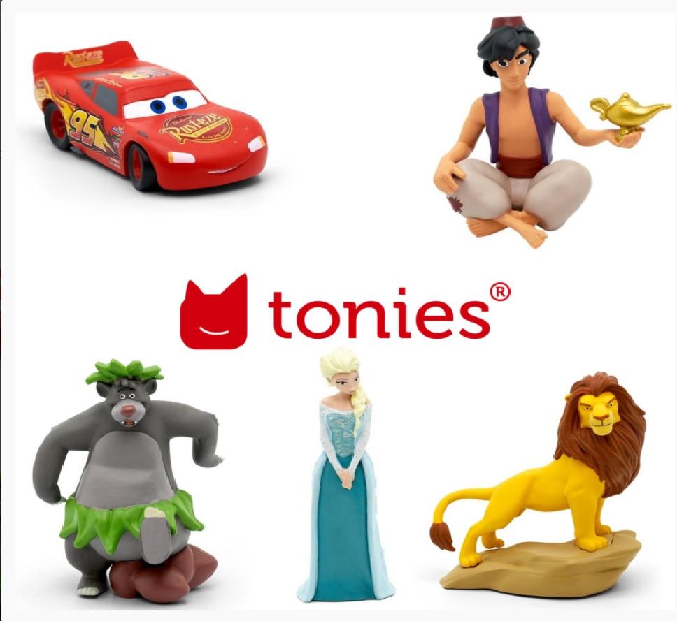 Tonies® 5er Disney Set auf compravo.de