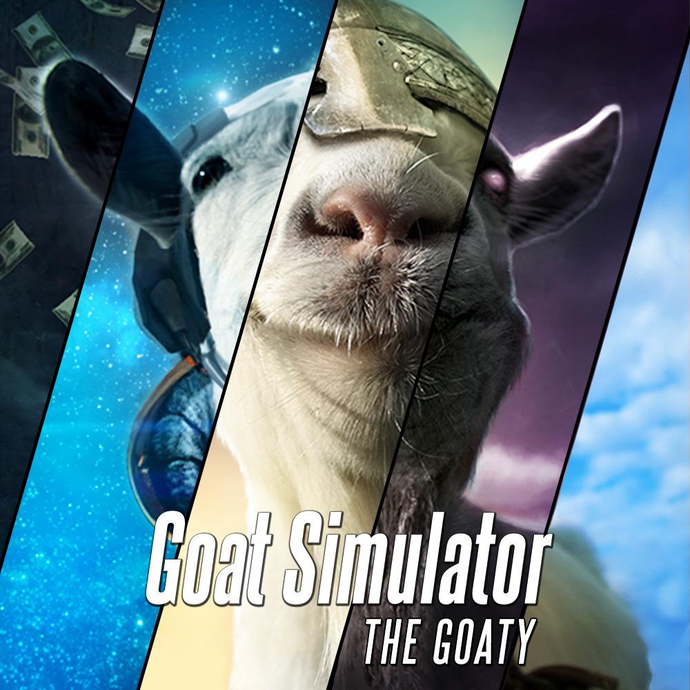 Goat Simulator: The GOATY (Switch) für 7,49€ oder für 4,99€ ZAF (eShop)