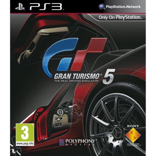 Gran Turismo 5 PS3 PEGI Version