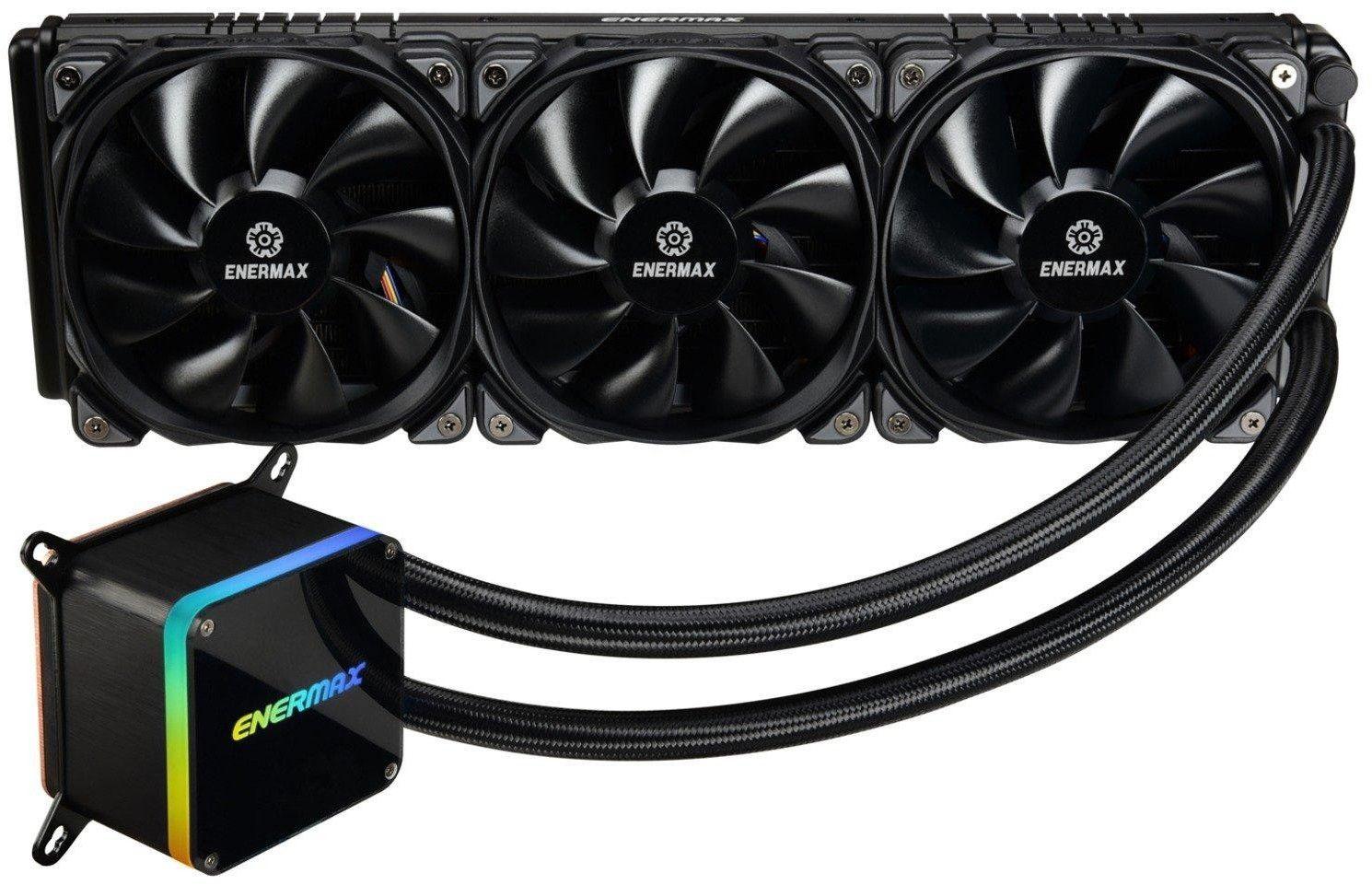 Enermax Komplett-Wasserkühlung Liqtech II RGB 360mm [Amazon & NBB]