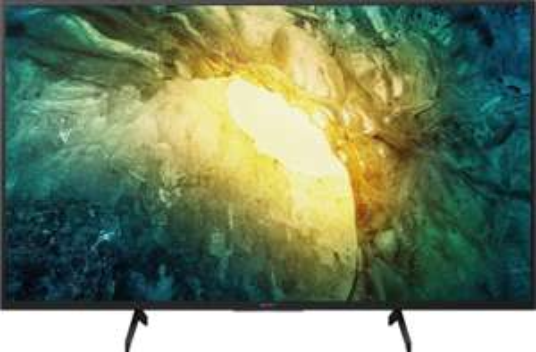 SONY KD-43X7055 LED TV (Flat, 43 Zoll / 108 cm, UHD 4K, SMART TV, Linux) [Mediamarkt Abholung]