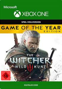 The Witcher 3: Wild Hunt - Game of the Year Edition (Xbox One Key) VPN