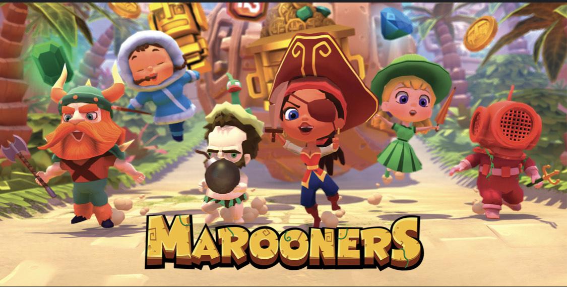 Marooners (Switch) für 1€ [E-Shop]