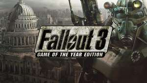 Fallout 3 Game of the Year Edition bei GOG (DRM Frei)