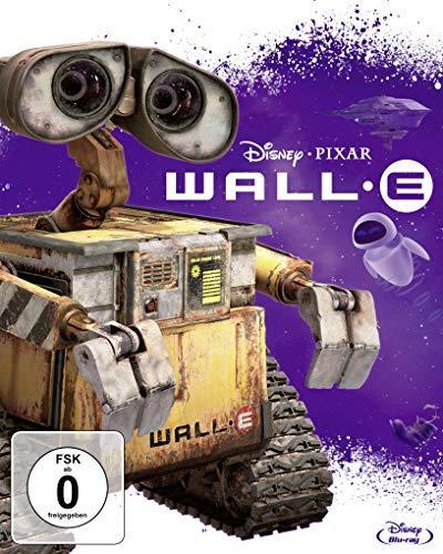 Wall-E - Der Letzte räumt die Erde auf Limited Edition im Spray-Look (Blu-ray) für 7,90€ (Amazon Prime & Saturn Abholung)
