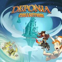 Deponia Collection (PS4) für 15,99€ (PSN Store)
