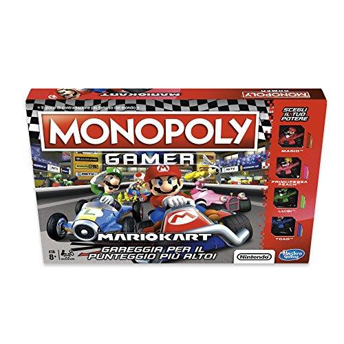 [AmazonPrime] Hasbro Monopoly Monopoly Gamer Mario Kart