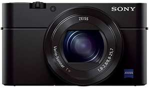 Sony Cyber-shot DSC-RX100 Mark III digitale Kompaktkamera (Amazon UK)