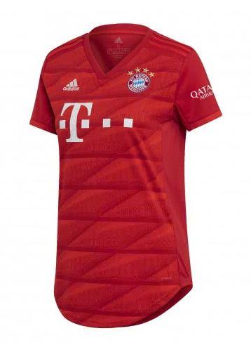Adidas FC Bayern München Heimtrikot Saison 19/20 für Damen Gr. XXS - M