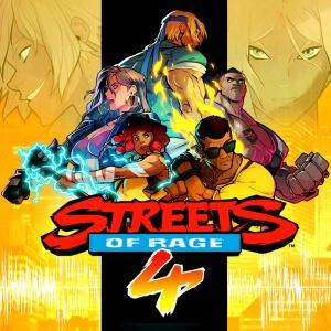 Streets of Rage 4 (Switch) für 15,60€ (MEX eShop)