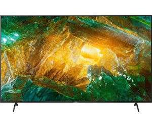 SONY KD-85XH8096 LED TV (Flat, 85 Zoll / 215 cm, UHD 4K, SMART TV, Android TV)