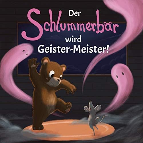 Kostenloses Kindle-eBook: Der Schlummerbär wird Geister-Meister