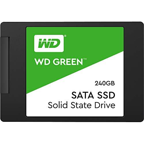 WD Green WDS240G2G0A 240GB Interne SSD (2,5 Zoll) SATA Amazon Prime