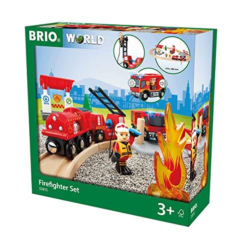 Brio Bahn Feuerwehr Set 25,86€ (Amazon Prime & Media Markt Abholung)